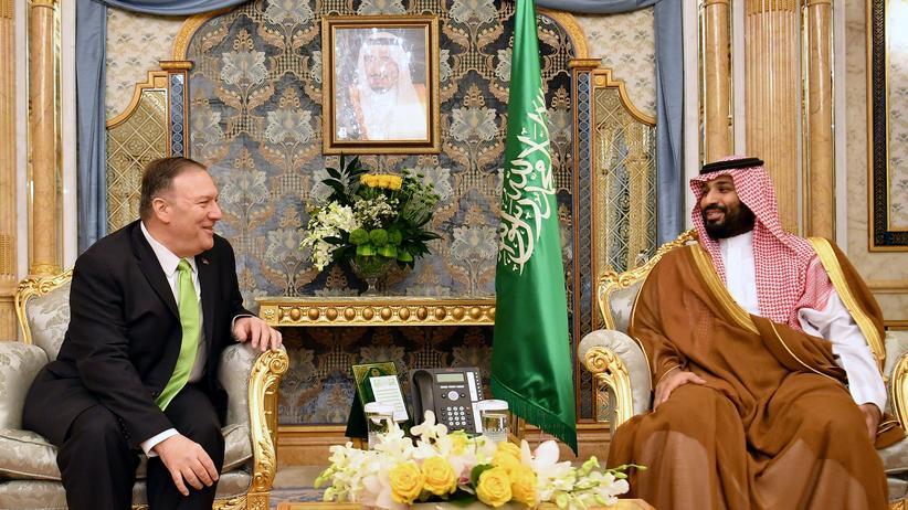 USA und Saudi-Arabien wollen mit Partnern gegen den Iran vorgehen