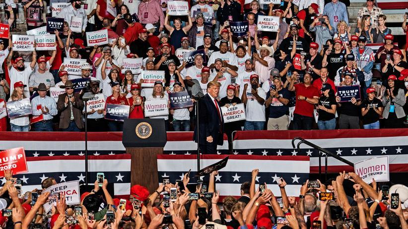 Donald Trump will Sanktionen gegen Iran verschärfen