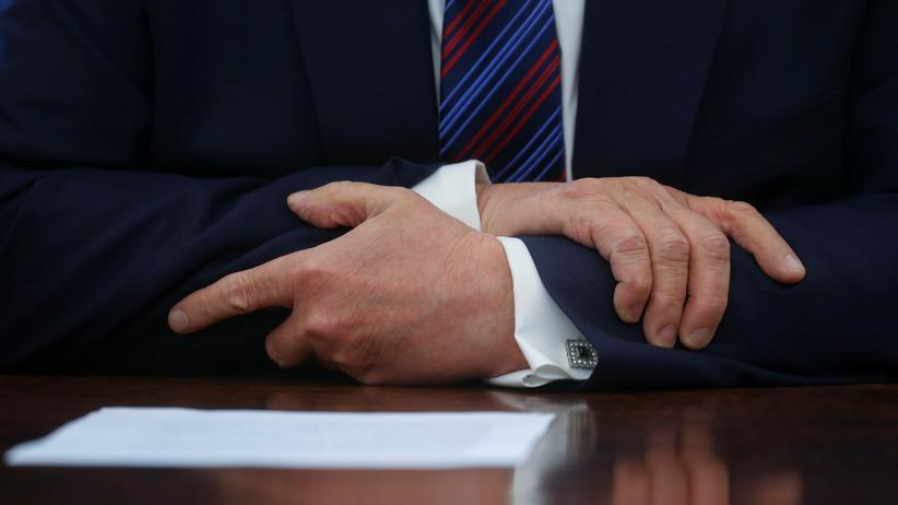 USA: Neue Vorwürfe gegen US-Präsidenten in der Russland-Affäre