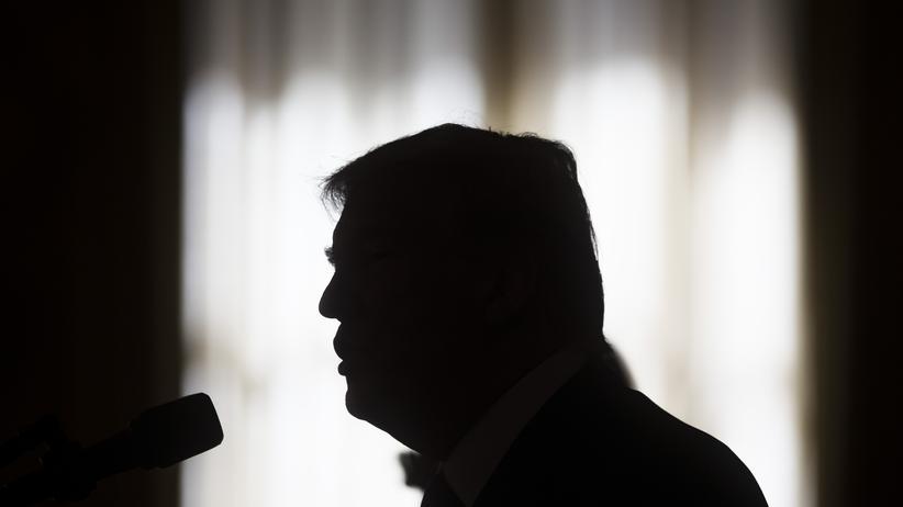 Whistleblower-Affäre: Donald Trump soll in der Ukraine nach belastenden Informationen über den Sohn von Joe Biden gesucht haben. Der Präsident weist die Vorwürfe zurück.