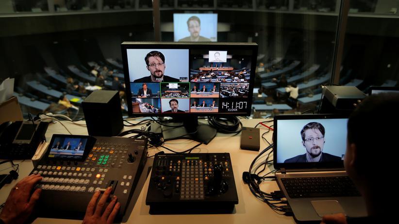 Whistleblower: Edward Snowden hofft weiter auf Asyl in Deutschland
