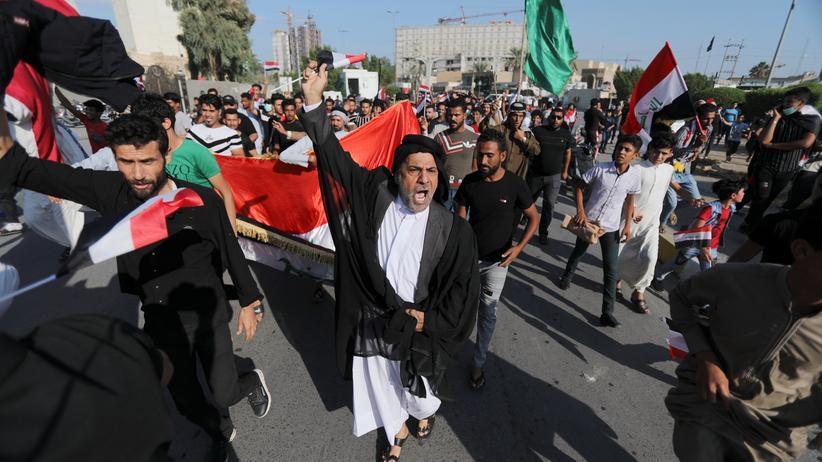 Adel Abdel Mahdi: Iraks Ministerpräsident bietet offenbar Rücktritt an
