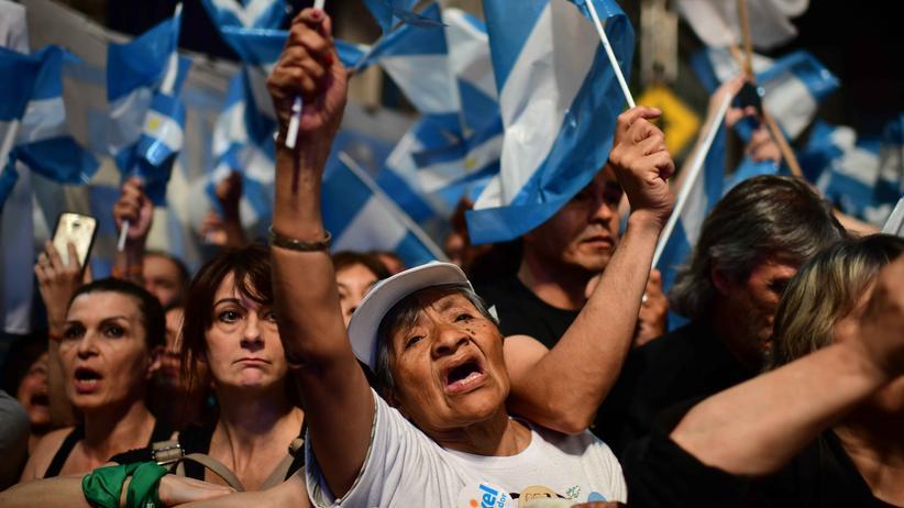 Argentinien: Demokratische Signale