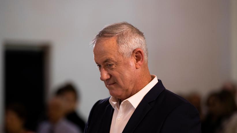 Benny Gantz: Netanjahu-Rivale soll Regierung in Israel bilden