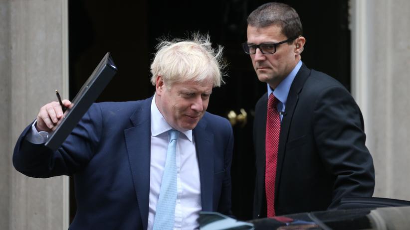 EU-Austritt: Boris Johnsons neuer Brexit-Vorschlag stößt auf Ablehnung