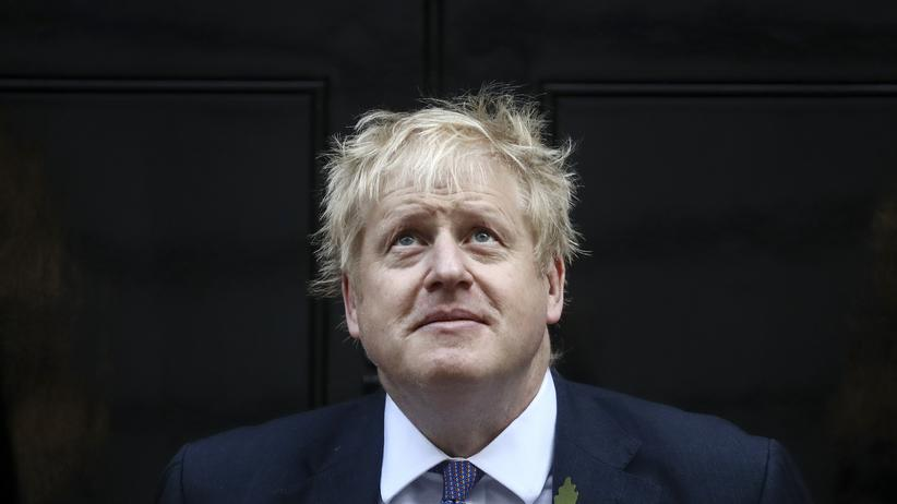 Großbritannien: Großbritanniens Premierminister Boris Johnson