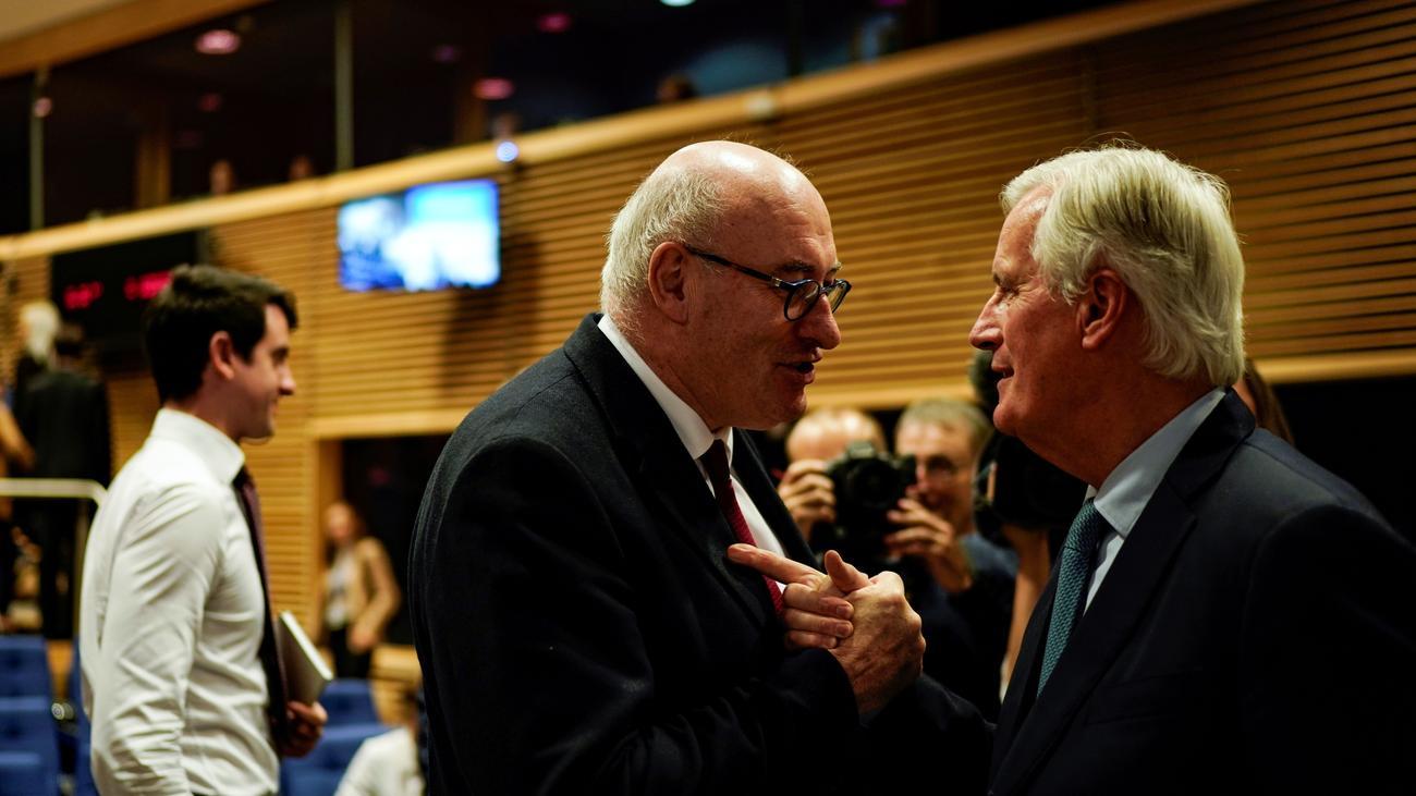 Brexit: Unterhändler einigen sich auf EU-Austrittsabkommen