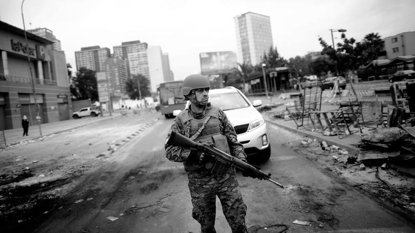 Chile: Mindestens zehn Tote bei Unruhen