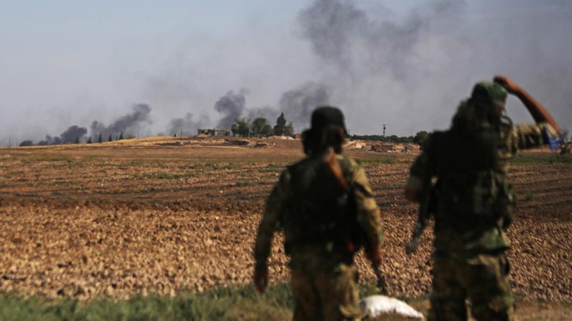 Offensive in Nordsyrien: Donald Trump rät Kurden zum Rückzug