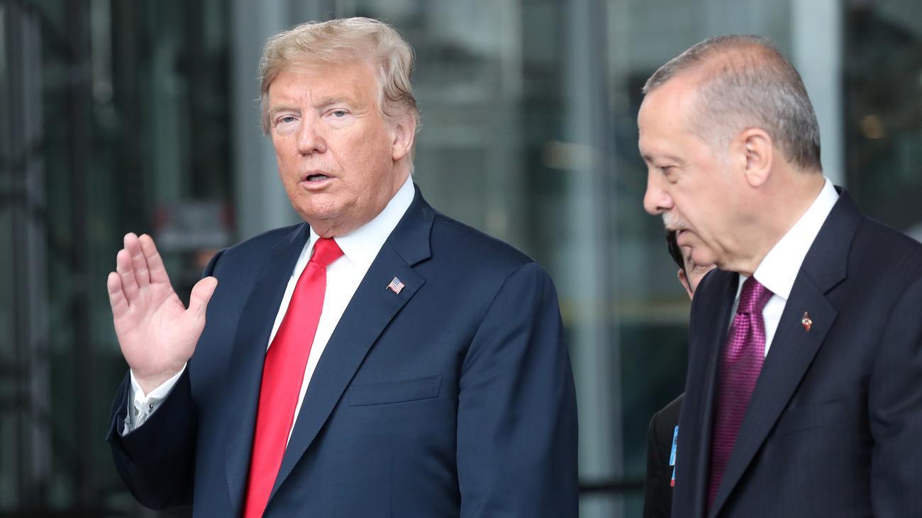 """Nordsyrien: """"Geben Sie nicht den harten Kerl, seien Sie kein Narr!"""""""