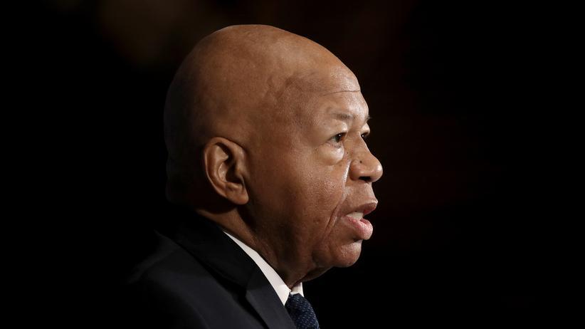 Elijah Cummings, Politiker der US-Demokraten, ist am Donnerstag in Baltimore verstorben.