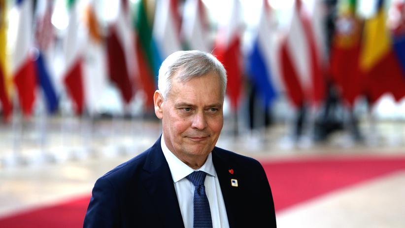 EU-Austritt: Der Vorsitzende des Europäischen Rats, Antti Rinne