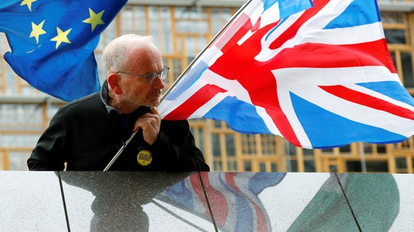 EU-Austritt: EU und Großbritannien verhandeln wieder über Brexit