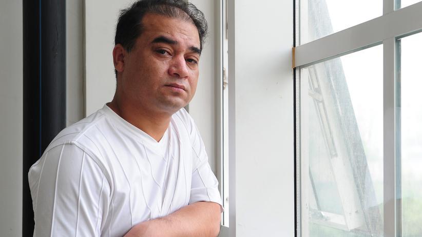 Ilham Tohti: Sacharow-Preisträger Ilham Tohti in Peking im Juni 2010
