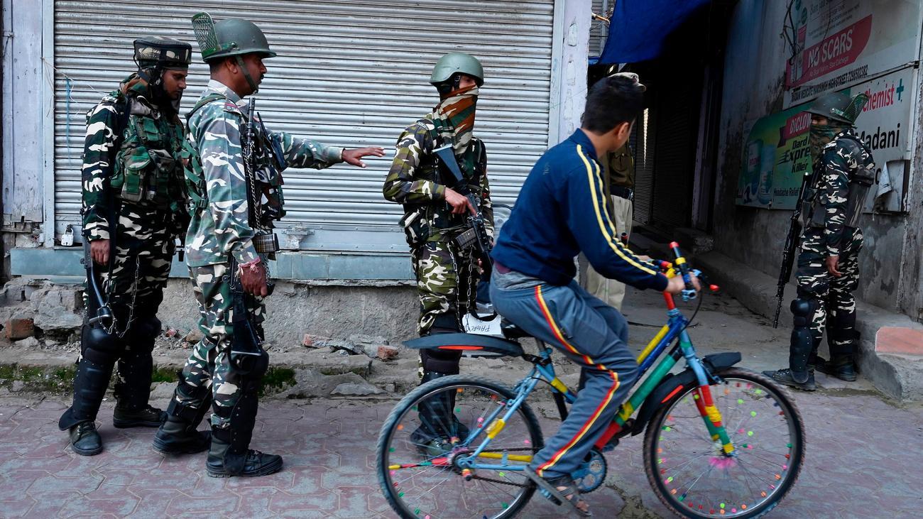 Himalaja-Region: Mehrere Tote bei Gefechten in Kaschmir