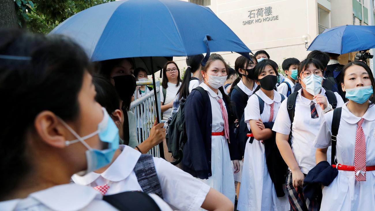 Massenproteste: Bedrohliche Anspannung in Hongkong
