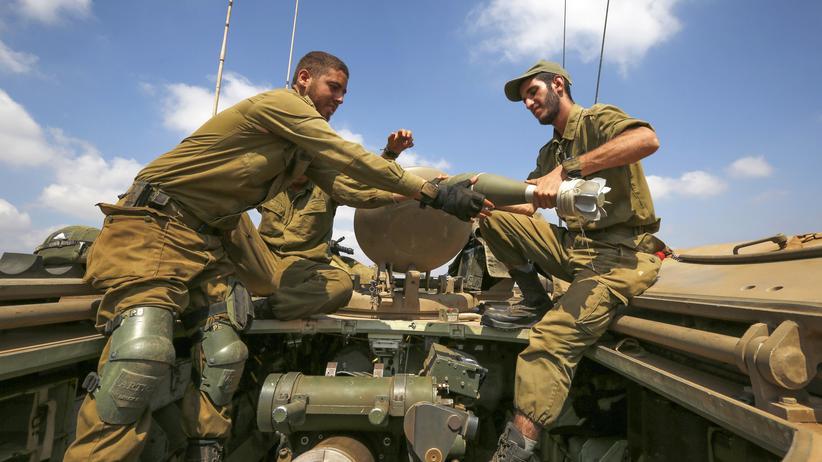 Nahost: Israel strebt Nichtangriffspakt mit arabischen Staaten an