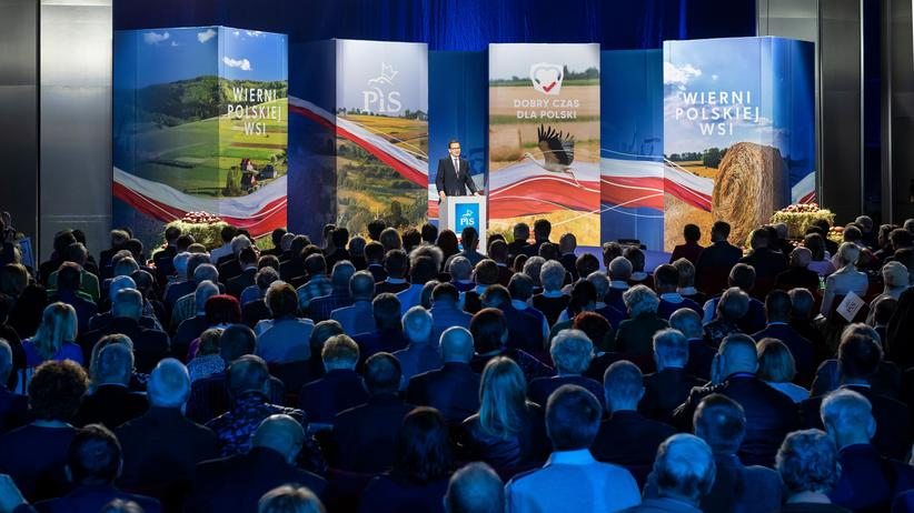 Polen: Kaczyński hat nun selbst die Wahl