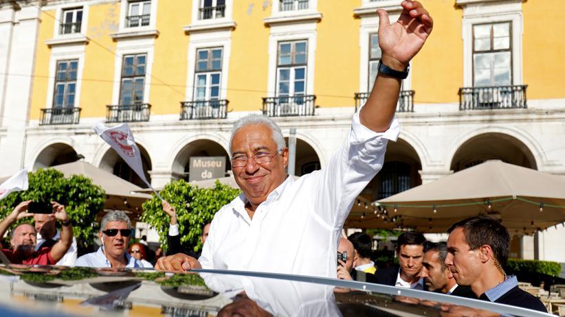 Portugal: Sozialisten stärkste Kraft bei portugiesischer Parlamentswahl