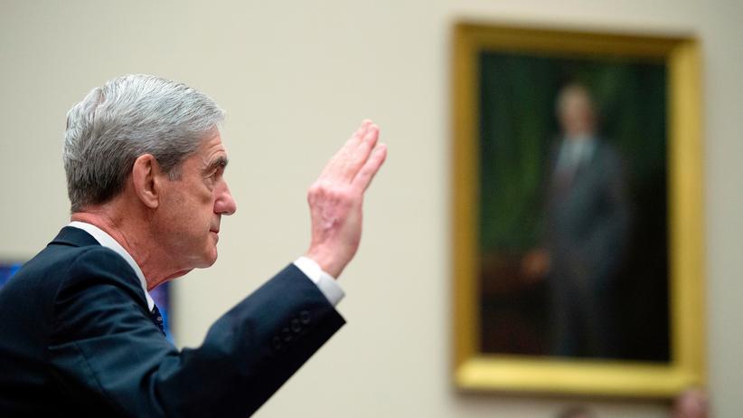 Russland-Affäre: Sonderermittler Robert Mueller