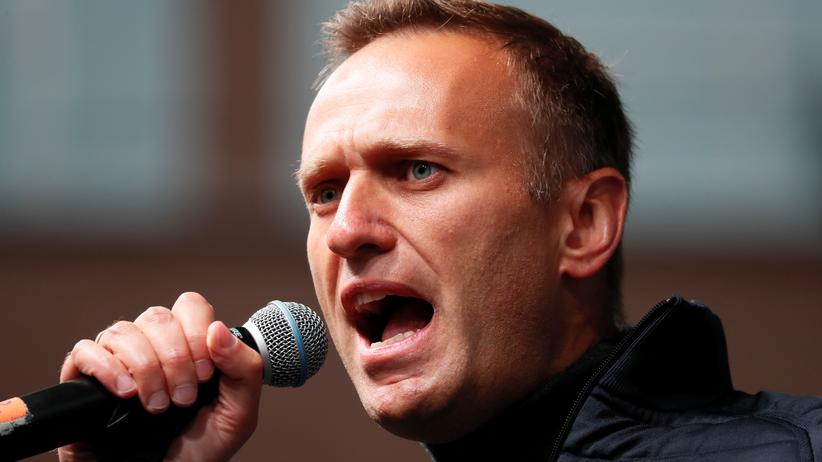 Russland: Der russische Oppositionelle Alexei Navalny