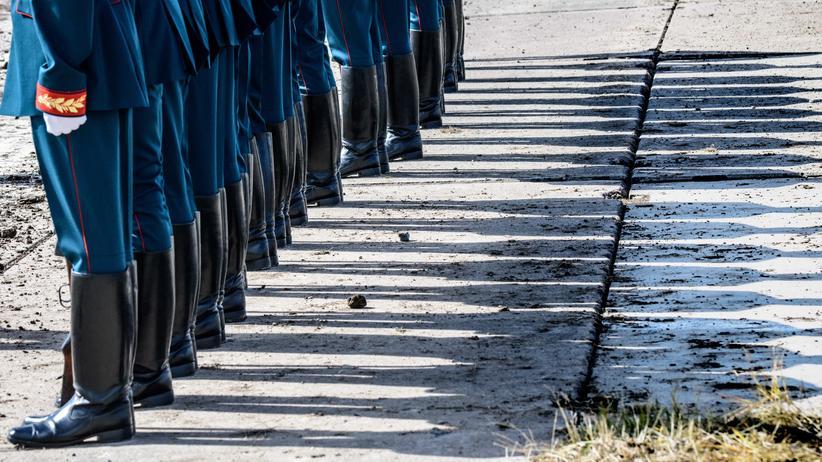 Sibirien: Soldat tötet auf russischem Militärstützpunkt acht Menschen