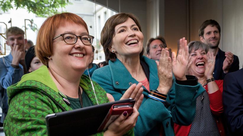 Schweiz: Grüne legen deutlich zu, Rechtskonservative stärkste Kraft