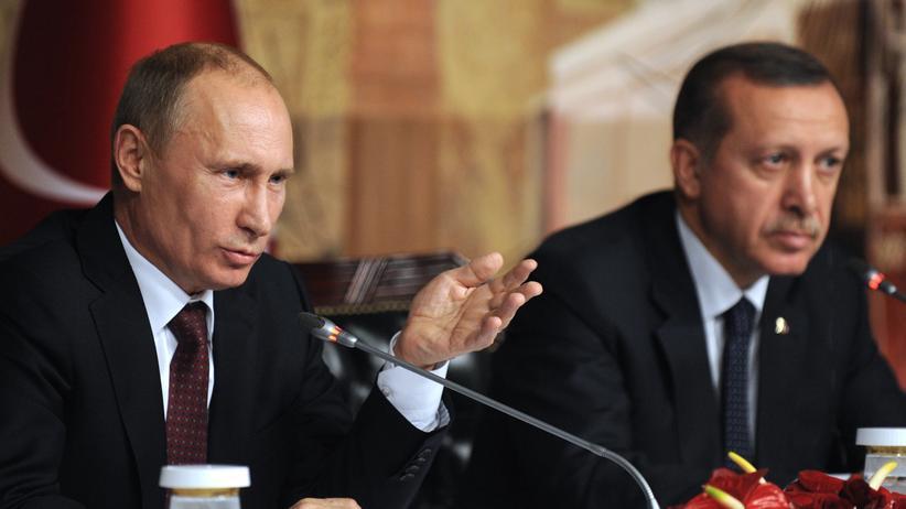 Syrien-Krieg: Wladimir Putins Chance in Nordsyrien