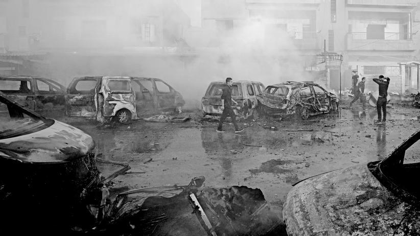 Syrien: Der ultimative Verrat
