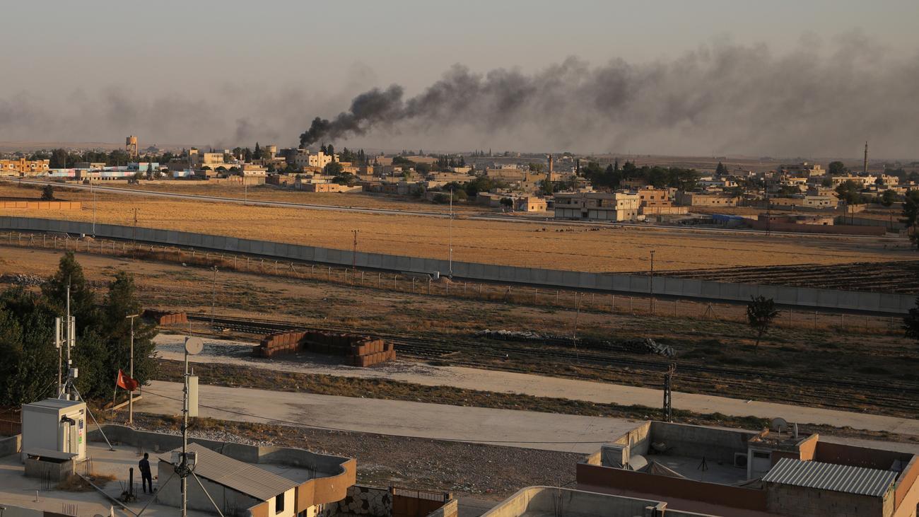 Militäroffensive der Türkei: Syrische Regierung schickt Truppen in den Norden