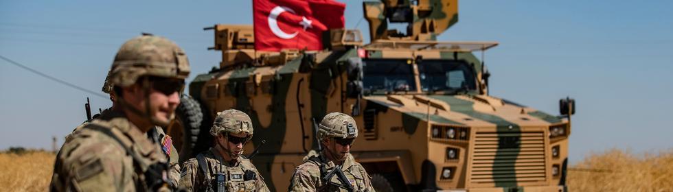 Türkisches Militär