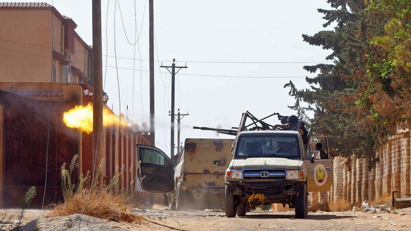 Bürgerkrieg in Libyen: Moodi lebt nicht mehr