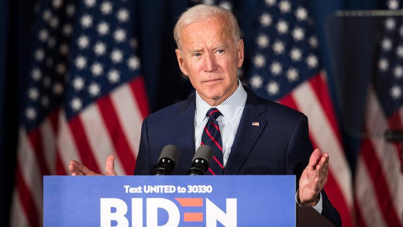 Ukraine-Affäre: Joe Biden fordert erstmals Amtsenthebung von Donald Trump