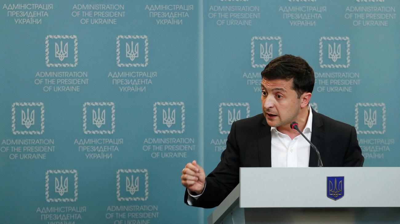 Ukraine-Konflikt: Ukrainische Regierung und Separatisten nähern sich an