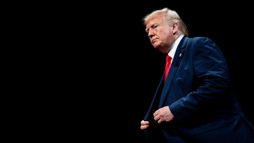 Ukraine-Affäre: Donald Trump