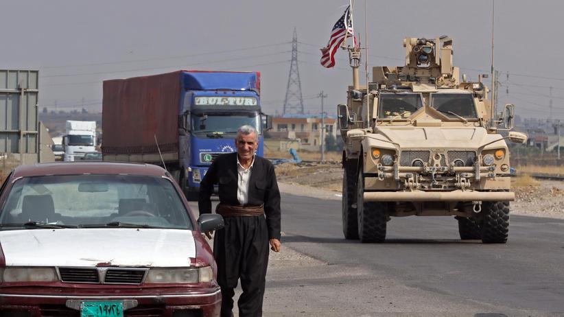 US-Abzug Nordsyrien: Wladimir Putin spricht von Betrug an Kurden
