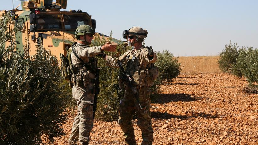 US-Militär: US-Truppen sollen aus Nordsyrien abziehen