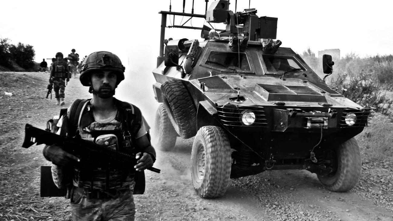 US-Truppen: Erst die Schande, dann der Krieg