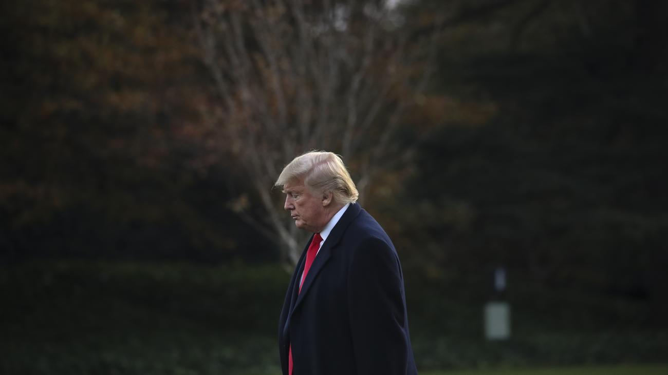 Amtsenthebungsverfahren: Donald Trump könnte sich Aussage bei Impeachment-Anhörungen vorstellen