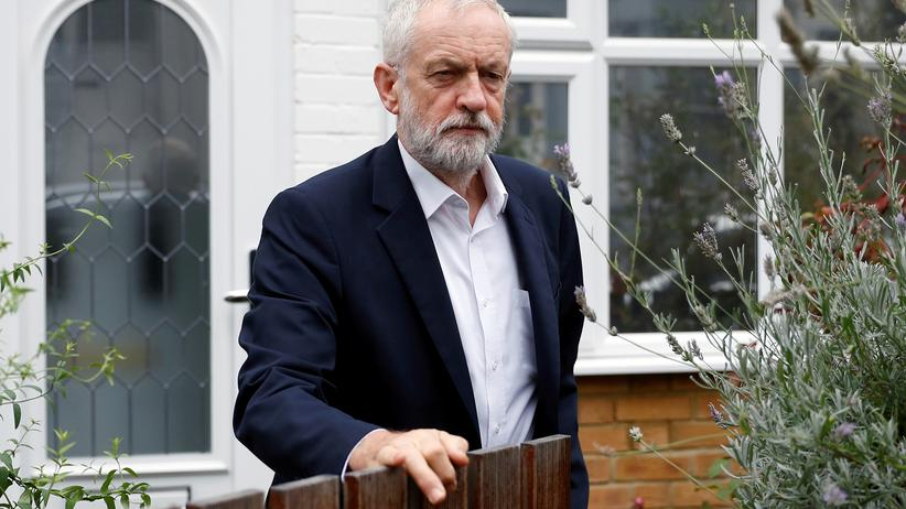 Antisemitismus: Labour-Chef Jeremy Corbyn