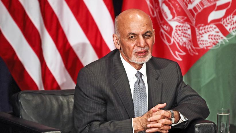 Aschraf Ghani: Afghanistans Präsident Aschraf Ghani