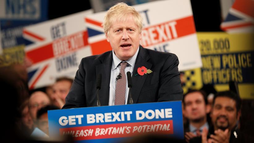 Britische Parlamentswahlen