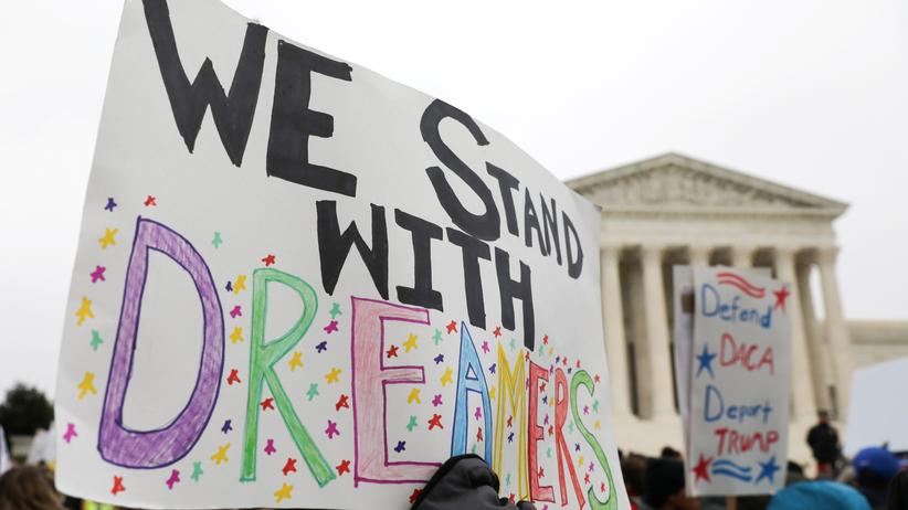 """""""Dreamer""""-Programm: Supreme Court stellt sich hinter Trumps Pläne zur Abschaffung von Daca"""