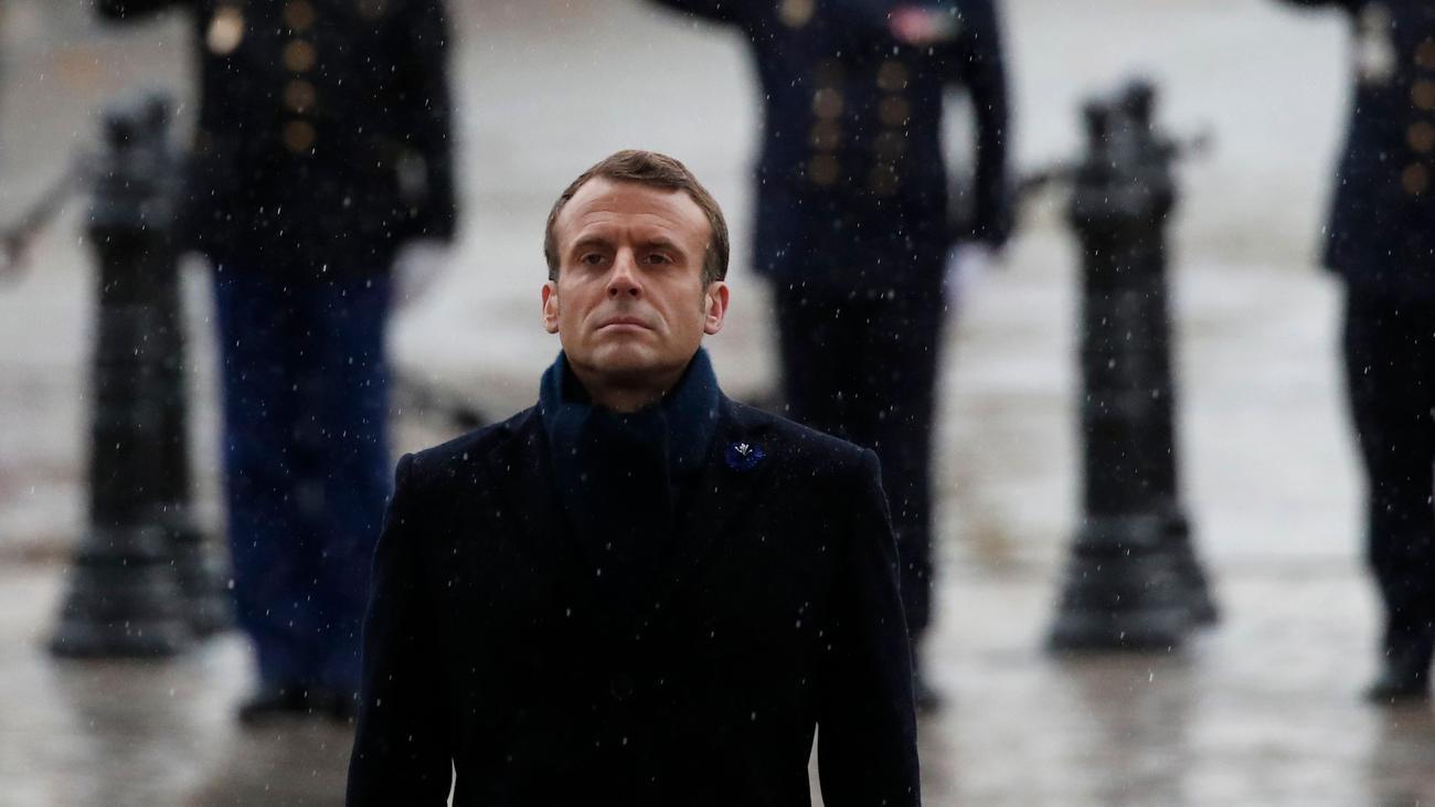 Emmanuel Macron: Macron spricht die Sprache der Macht