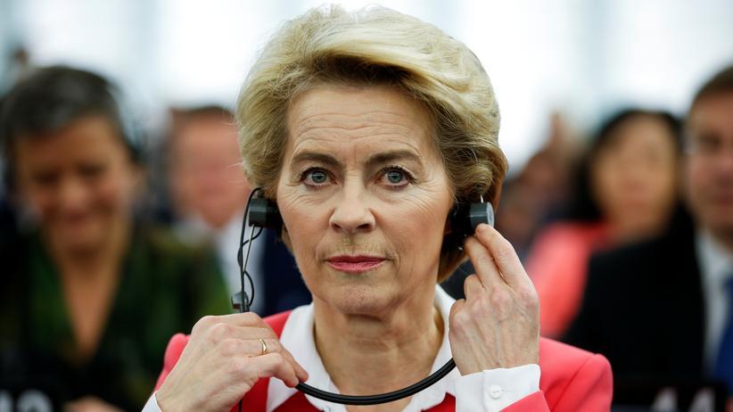 Ursula von der Leyen: Die Kommission von Ursula von der Leyen ist am Mittwoch vom EU-Parlament bestätigt worden.