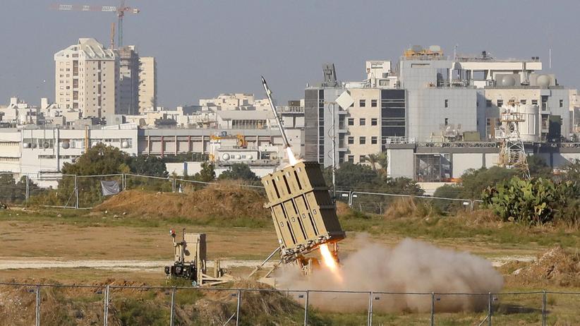 Gaza: Raketenangriffe auf Israel nach Tötung von Islamistenführer