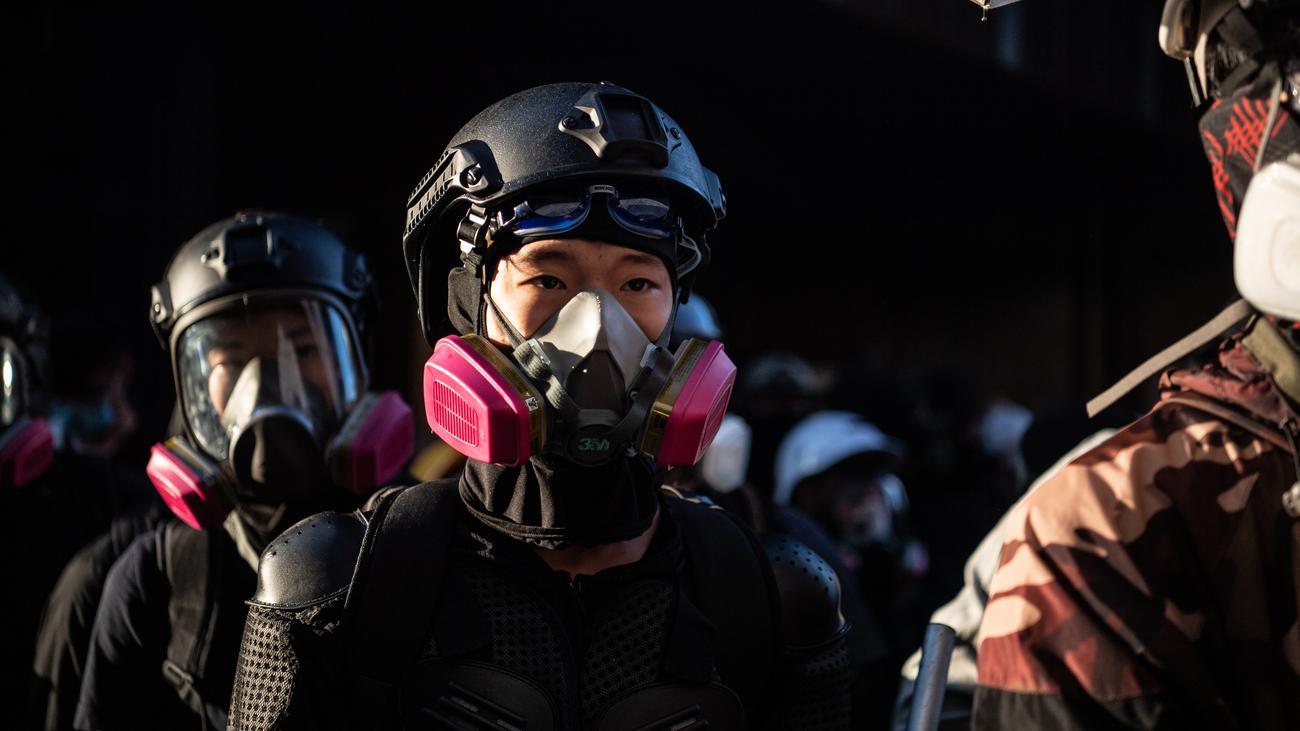 Hongkong: Oberstes Gericht erklärt Vermummungsverbot für verfassungswidrig