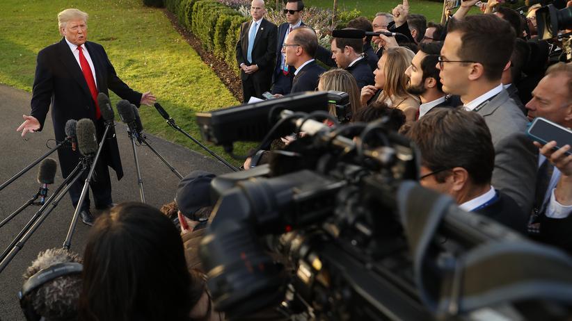 Impeachment-Anhörungen: Und jetzt noch einmal für die Kameras