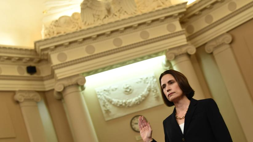 """Impeachment-Anhörungen: Zeugin warnt vor """"politisch motivierten Unwahrheiten"""""""