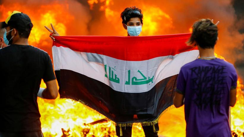 Demonstrationen: Erneut Tote bei Protesten im Irak